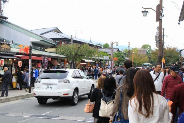 京都観光ブログ|嵐山散策30