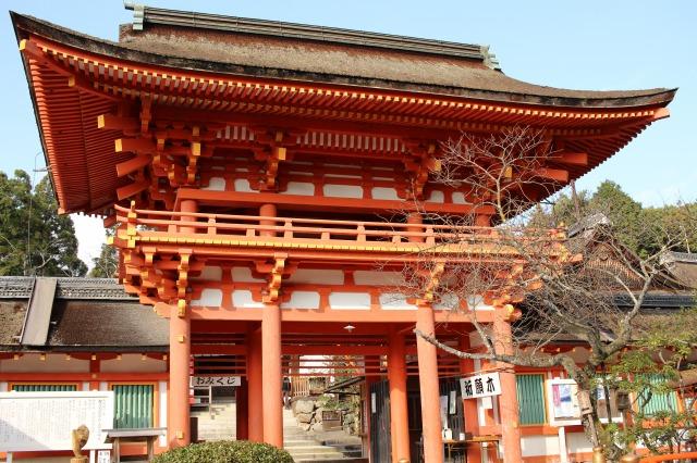 京都観光ブログ28|上賀茂神社、片岡社10
