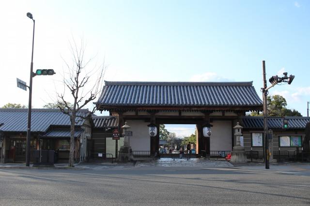 京都観光ブログ24|東寺1