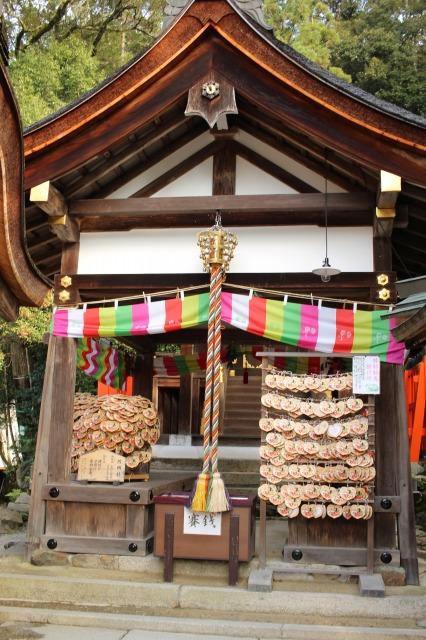 京都観光ブログ28|上賀茂神社、片岡社16
