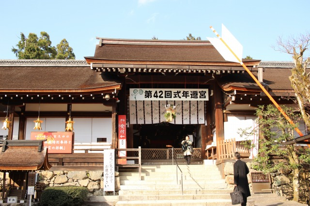 京都観光ブログ28|上賀茂神社、片岡社11