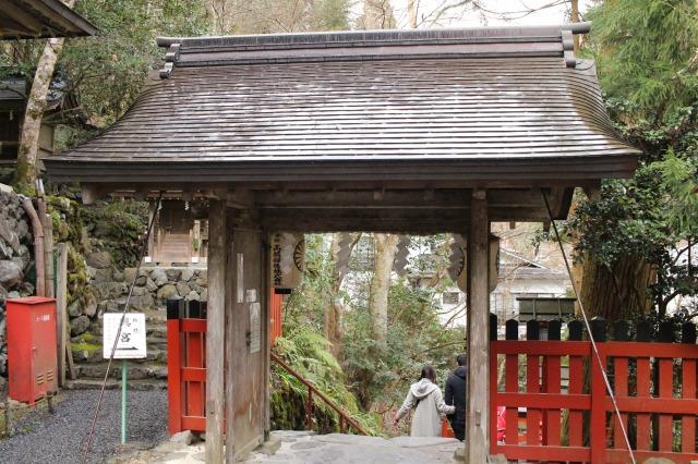 京都観光ブログ29|貴船神社18