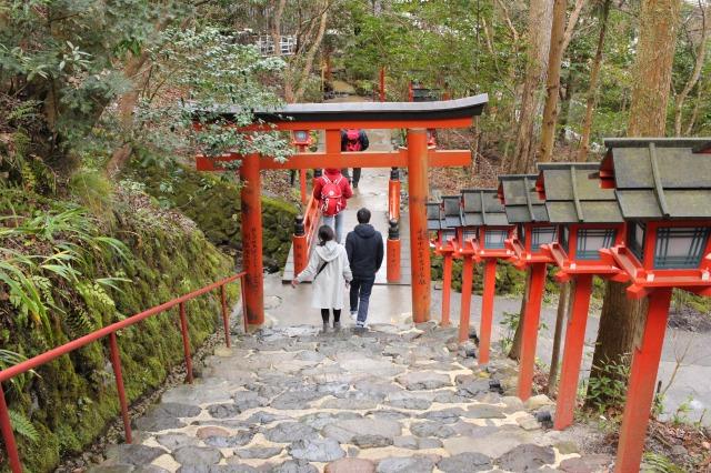 京都観光ブログ29|貴船神社19