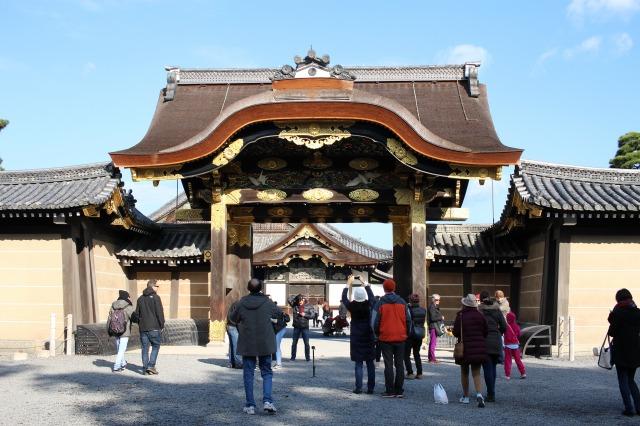 京都観光ブログ26|二条城1