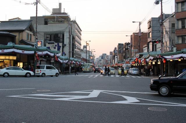 京都観光ブログ25|八坂神社、大国主社、美御前社2