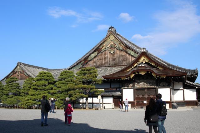 京都観光ブログ26|二条城3
