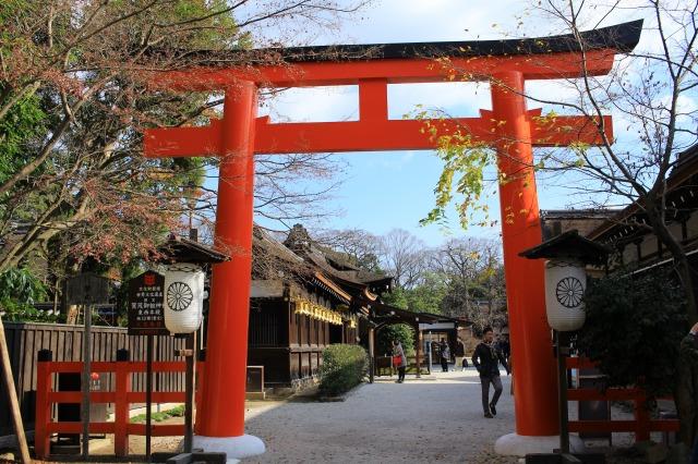 京都観光ブログ27|下鴨神社、相生社、河合神社5