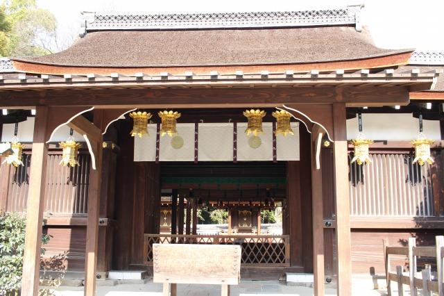 京都観光ブログ27|下鴨神社、相生社、河合神社7