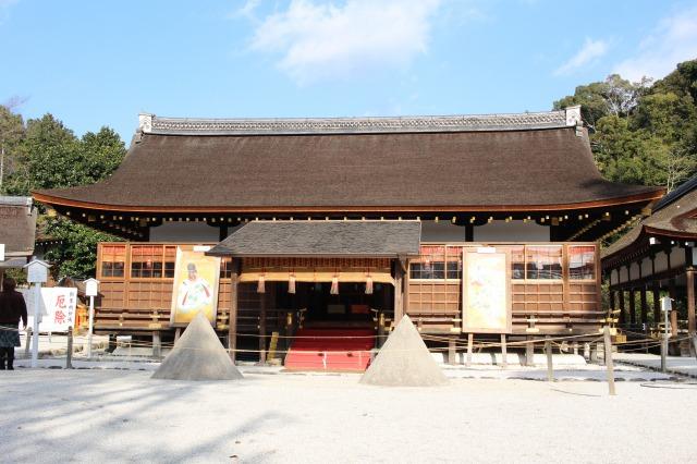 京都観光ブログ28|上賀茂神社、片岡社5