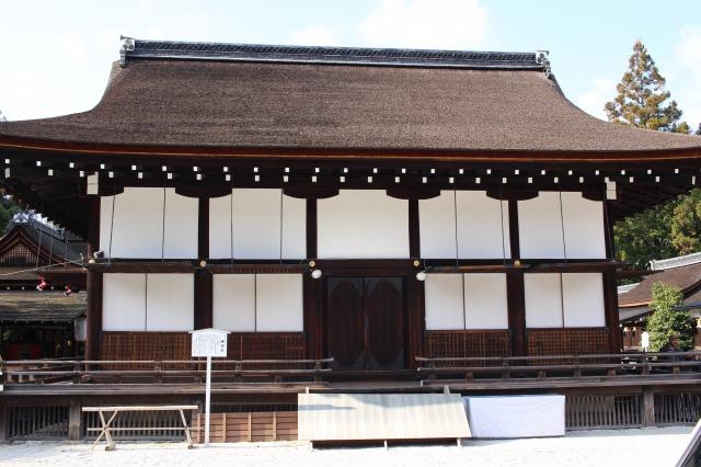 京都観光ブログ27|下鴨神社、相生社、河合神社10