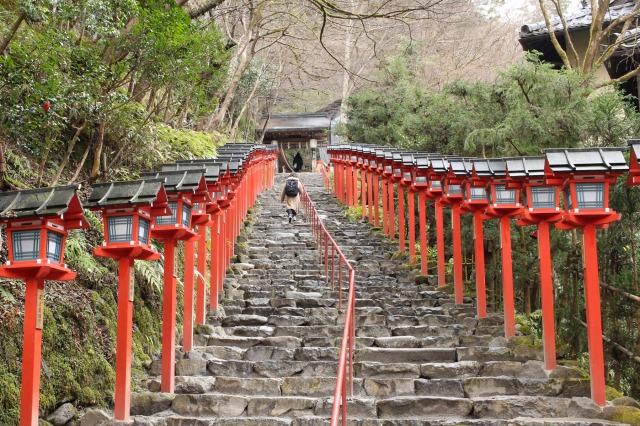 京都観光ブログ29|貴船神社8