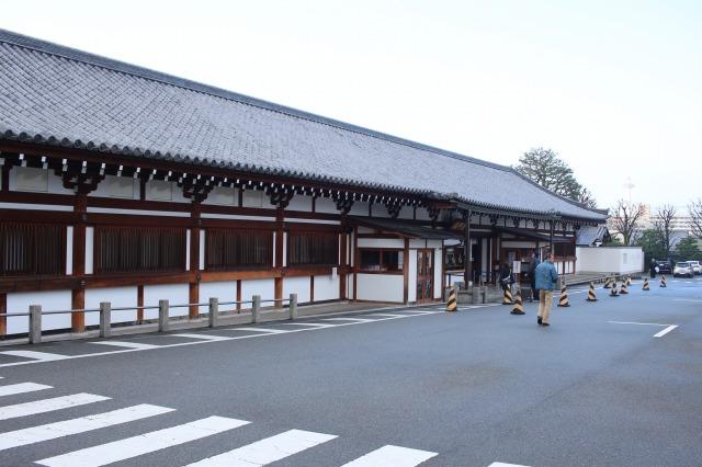 京都観光ブログ23|三十三間堂2