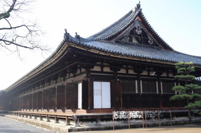 京都観光ブログ23|三十三間堂4