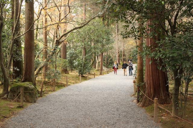京都観光ブログ31|龍安寺15
