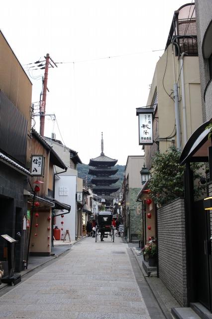 京都観光ブログ34|八坂庚申堂2