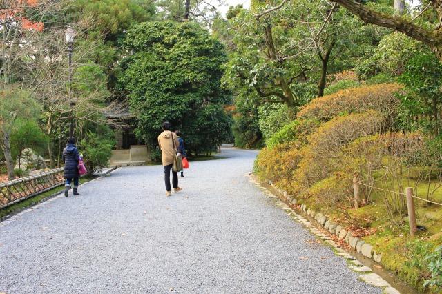 京都観光ブログ31|龍安寺4
