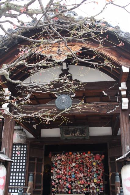 京都観光ブログ34|八坂庚申堂5