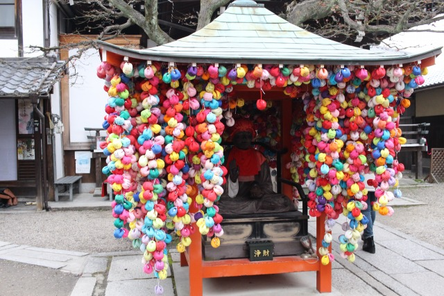 京都観光ブログ34|八坂庚申堂6