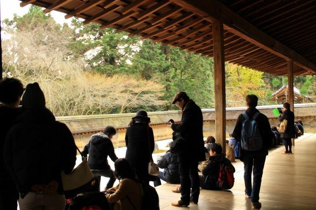 京都観光ブログ31|龍安寺6
