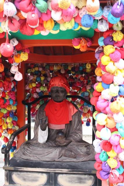 京都観光ブログ34|八坂庚申堂7