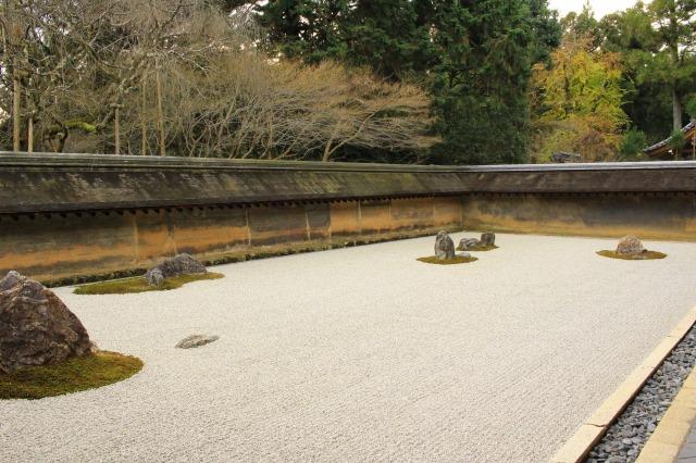 京都観光ブログ31|龍安寺7