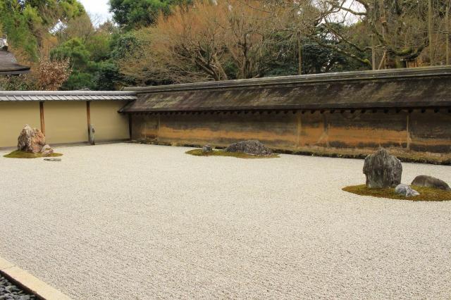 京都観光ブログ31|龍安寺8
