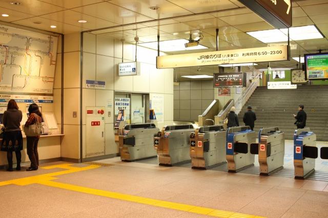 特集!京都駅の構内図とわかりやすい待ち合わせ場所5カ所25