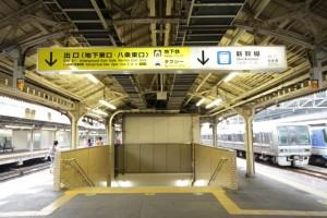 特集!京都駅の構内図とわかりやすい待ち合わせ場所5カ所2