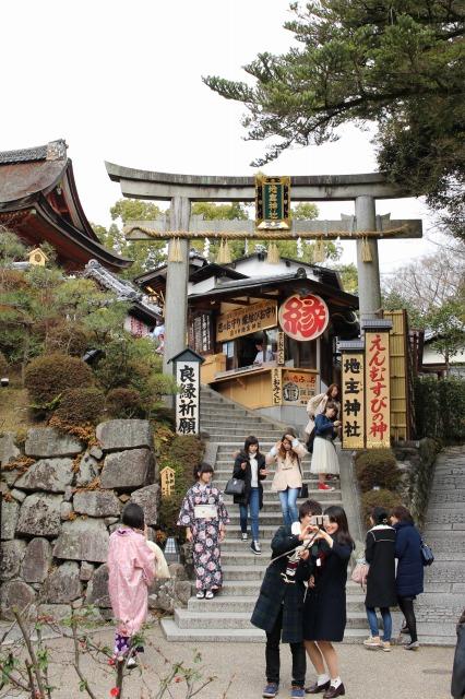 京都観光ブログ36|地主神社3