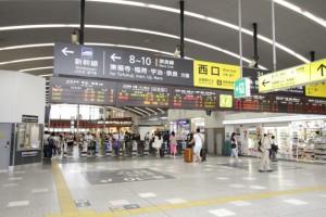特集!京都駅の構内図とわかりやすい待ち合わせ場所5カ所6