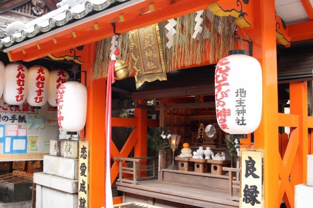 京都観光ブログ36|地主神社5