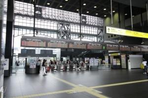 特集!京都駅の構内図とわかりやすい待ち合わせ場所5カ所15
