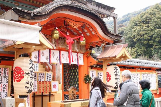 京都観光ブログ36|地主神社7