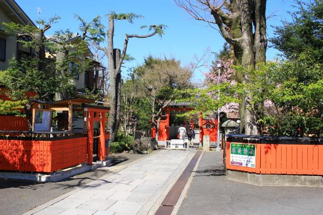 京都観光フォトブログ40|車折神社、芸能神社3