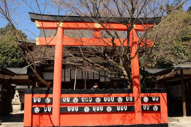 京都観光フォトブログ40|車折神社、芸能神社6