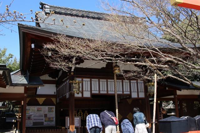 京都観光フォトブログ40|車折神社、芸能神社7