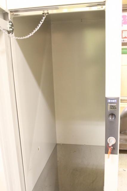 京都駅のコインロッカーのサイズ、早朝から営業しているカフェと土産店2