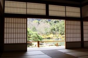 京都観光フォトブログ43|天龍寺5