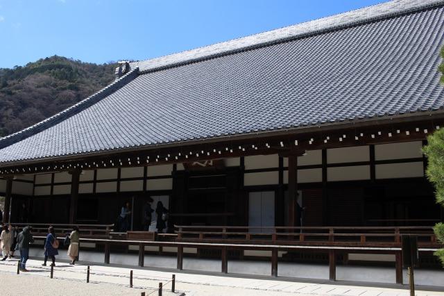 京都観光フォトブログ43 天龍寺13