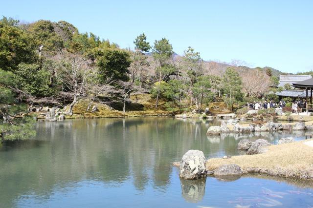 京都観光フォトブログ43 天龍寺15
