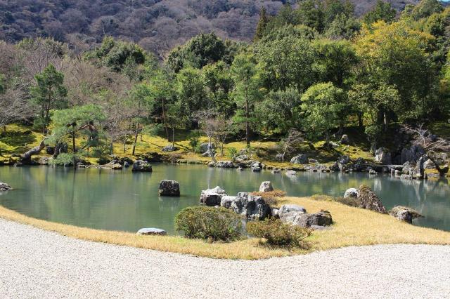 京都観光フォトブログ43 天龍寺16