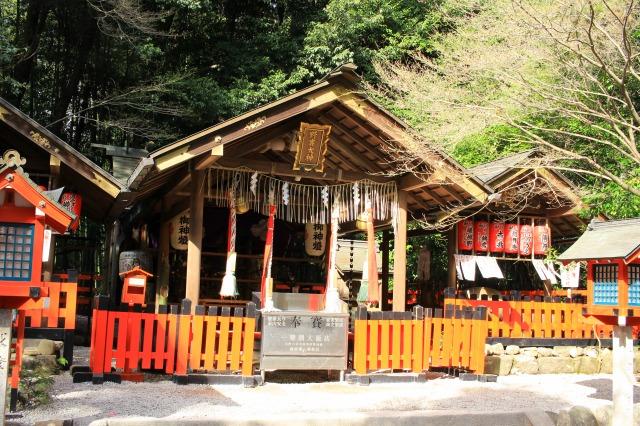 京都観光フォトブログ41|野宮神社2