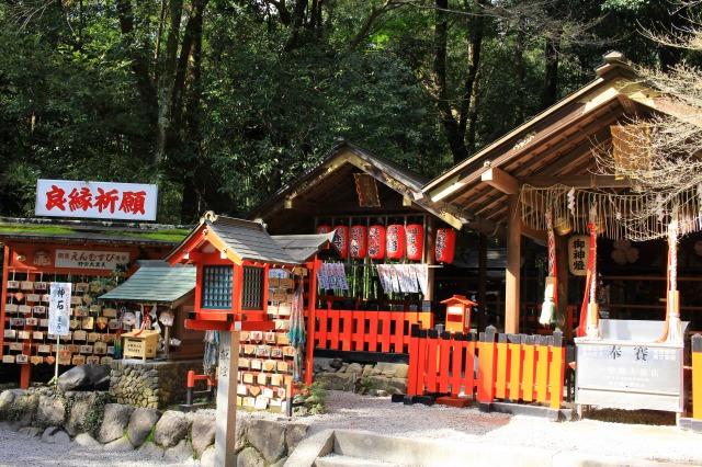 京都観光フォトブログ41|野宮神社9