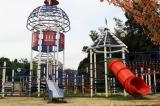 京田辺市|田辺公園へ行ってきた!|大型遊具やプールのある公園