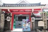 誓願寺(中京区)大迫力の阿弥陀如来坐像