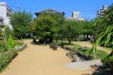 桜井公園 小川で水遊びができる、こじんまりした公園   京都の観光と子どもの遊び場150ヶ所以上の訪問体験...