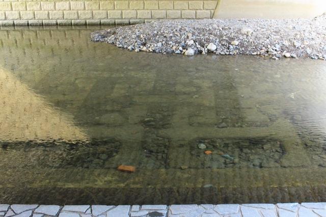 西加茂橋 鴨川上流の清流で川遊び   京都の観光と子どもの遊び場150ヶ所以上の訪問体験記