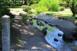 京都御苑の出水の小川 井戸水の清流で川遊び!   京都の観光と子どもの遊び場150ヶ所以上の訪問体験記