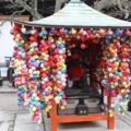 東山区|八坂庚申堂へ行ってきた!|カラフルな色彩のくくり猿にほれぼれ♪
