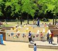 宝ヶ池公園子どもの楽園|大型遊具から水遊びまで